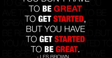 Les Brown Sayings