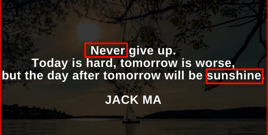Motivational Business Quote 01