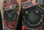 Nirvana Tattoos