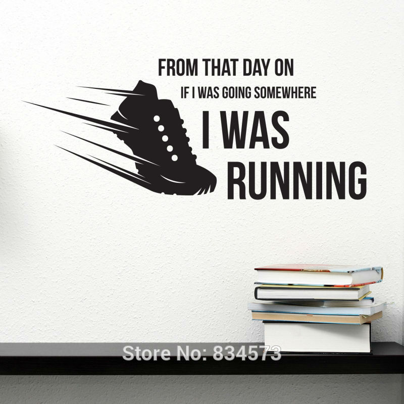 30 Funny Running Quotes From Movies With Pictures | PICSMINE