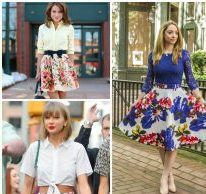 Skirt Outfits Styles For Cute Girls 18