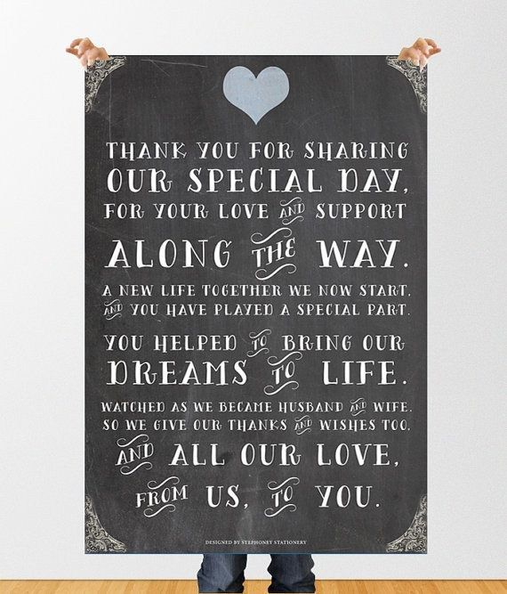 30 Thank You Card Quotes Wedding Images, Pictures, Sayings ...