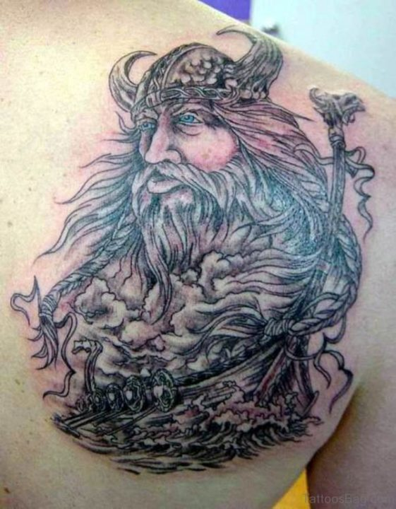 Alluring Back Tattoos For Boy's And Girls 12