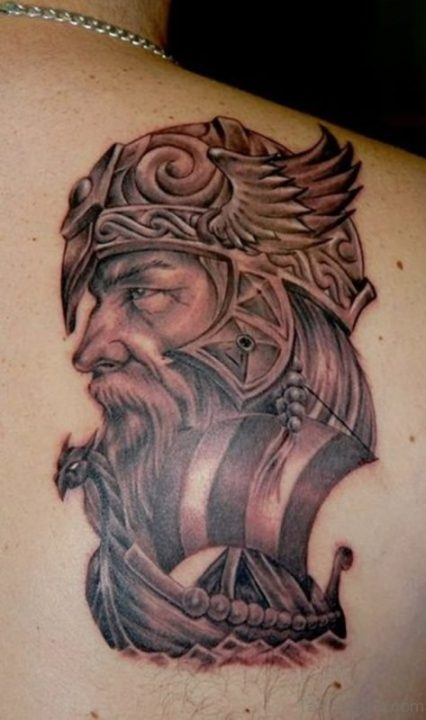 Alluring Back Tattoos For Boy's And Girls 42