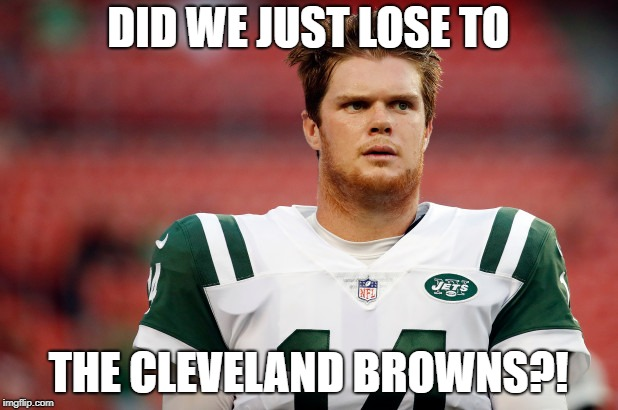 did we just lose to the cleveland browns