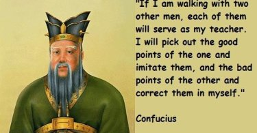 Confucius Sayings
