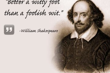 William Shakespeare Quotes Sayings 03