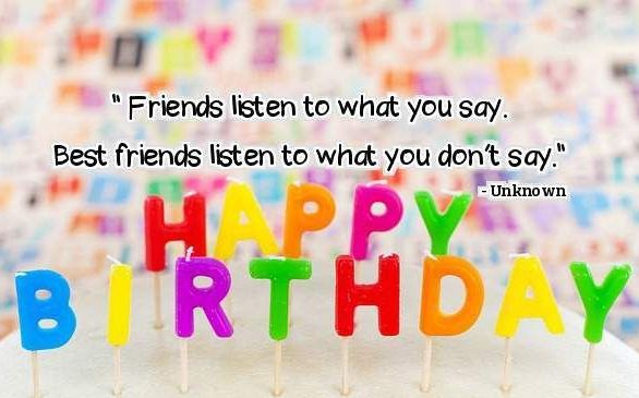 Best Friends Birthday Cards Wishes, Greetings & Images 01