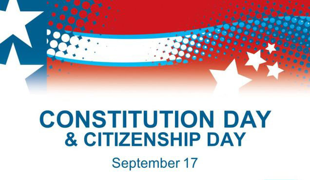 Constitution Day & Citizenship Day SEptember 17 Images