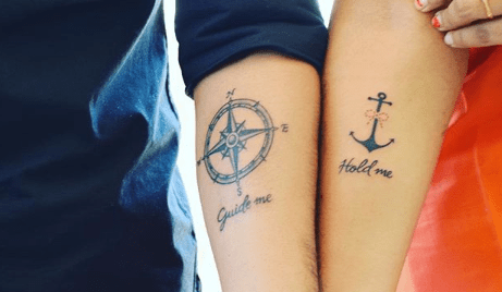 # Couple Tattoos 18