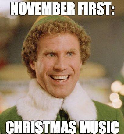 Crazy Christmas Meme