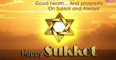 Wishing You Happy Sukkot Wishes Greetings Pictures