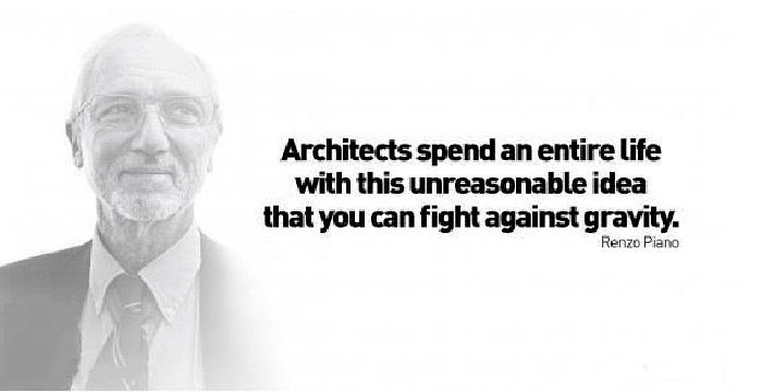 Architecture Quotes architects spend an entire like with this