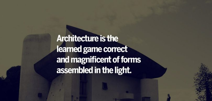 Architecture Quotes architecture is the leaned game correct and