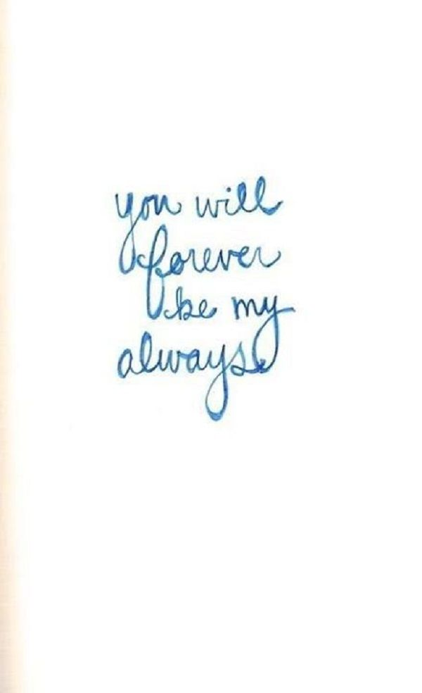 Cute Tiny Quotes