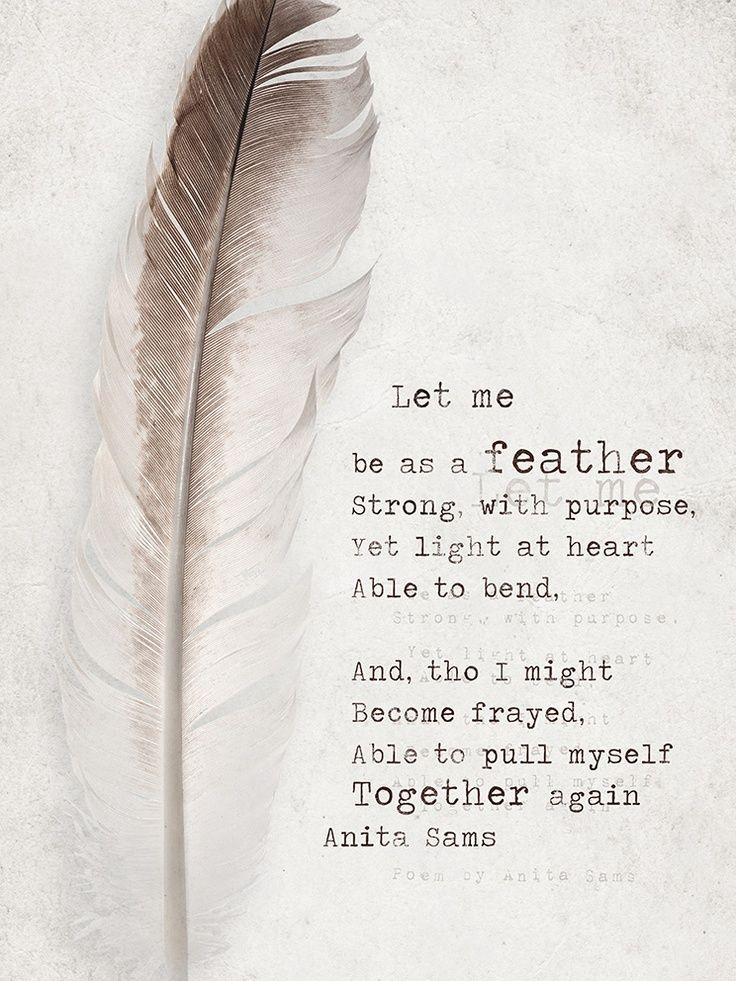 Feather Quotes