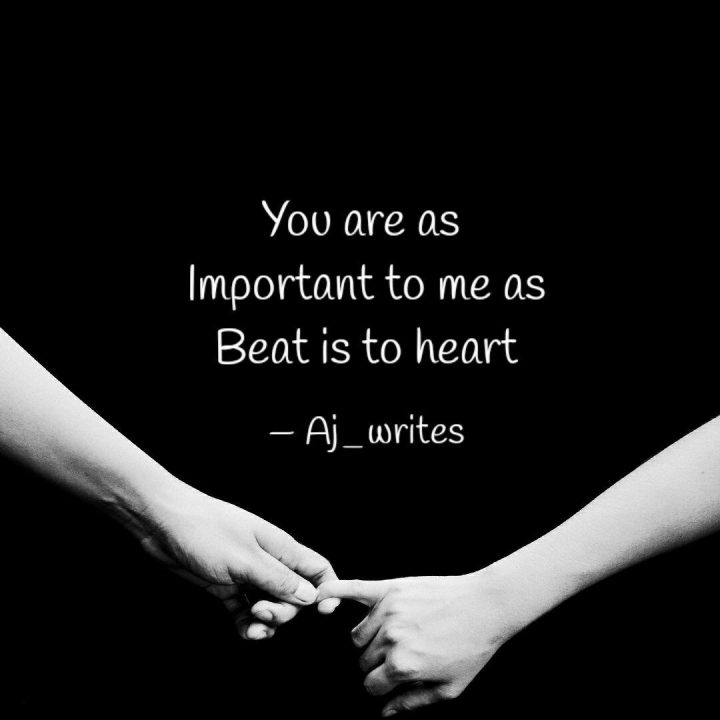 You Re Important To Me Quotes 0109