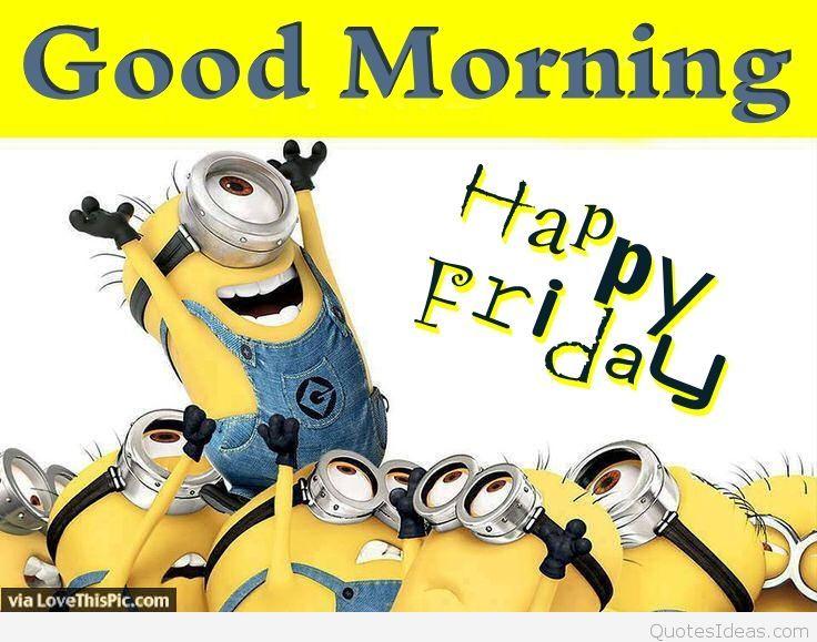 good morning happy friday good friday meme