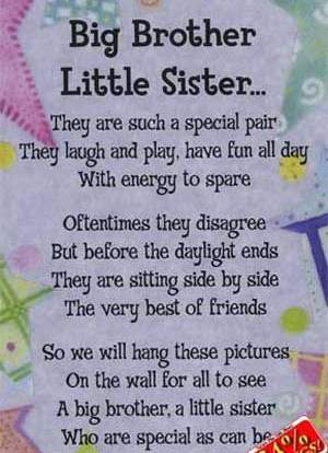 Brother Quotes From Little Sister 0105