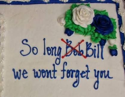 Going Away Cake Quotes 0102
