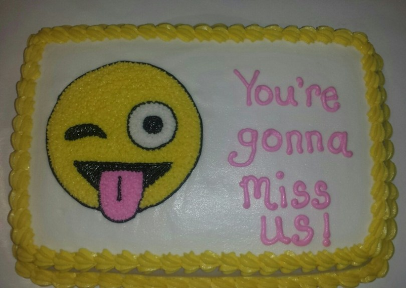 Going Away Cake Quotes 0110