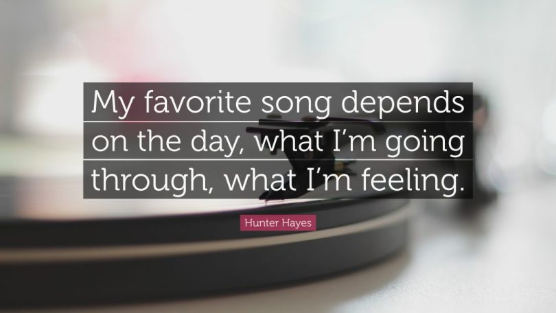 Hunter Hayes Song Quotes 0106