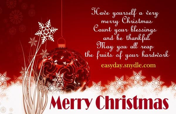 Merry Christmas Quotes 01