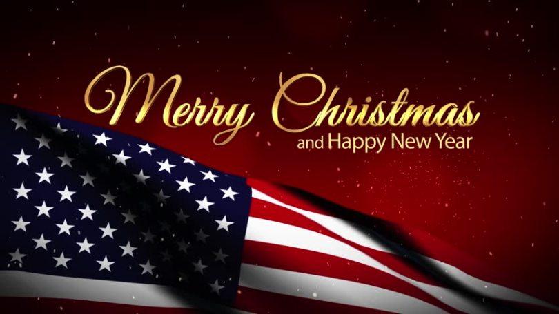 USA Merry Christmas 01