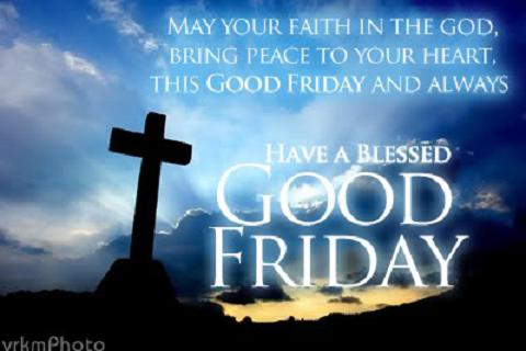 good friday greeting cards may your faith in the god