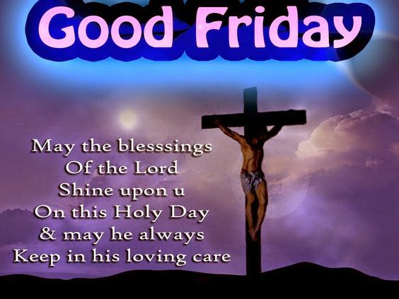 good morning wishes on friday may the blessings of the lord shine