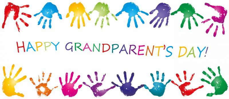 Awesome Happy Grandparents Day With Beautiful Hands