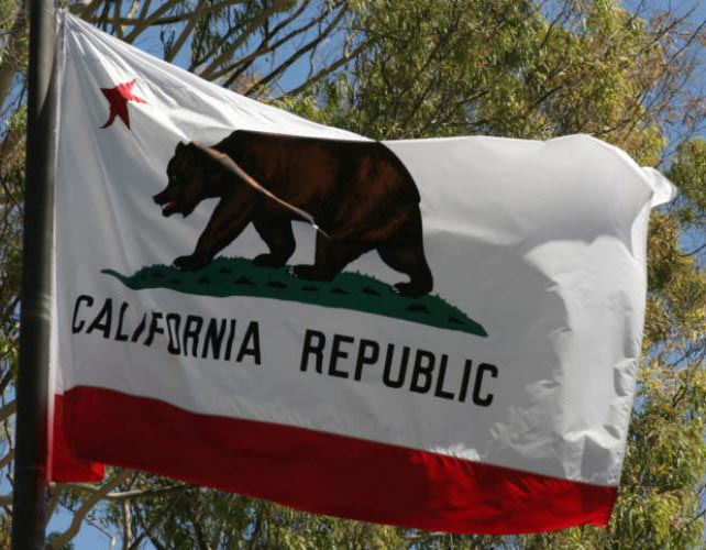 CAlifornia Republic On California Admission Day