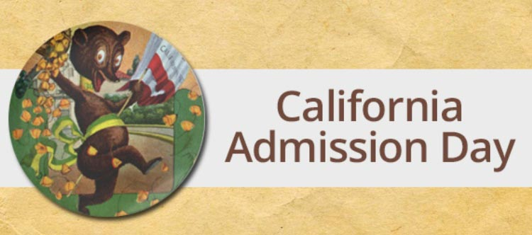 California Admission Day Wishes