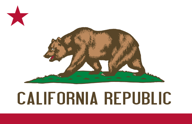 California Republic Day Image