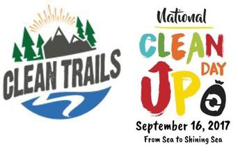 Clean Trails National Clean Up Day