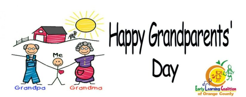 Grandpa Grandma Happy Grandparents Day