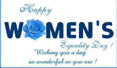 Happy Womens Equality Day Wishing