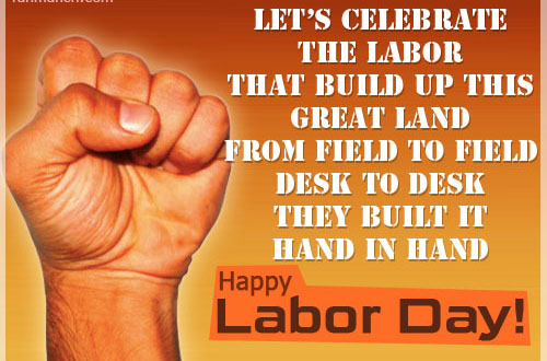 Let's Celebrate the Labor