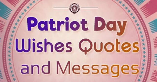 Patriot Day Wishes Quotes And Messages With Beautiful Background