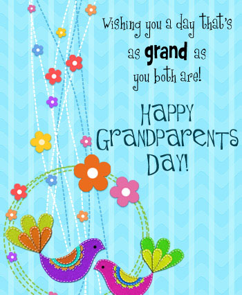 Wishing You A Day That's As Grand