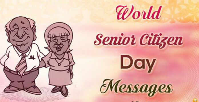 World Senior Citizen Day Messages Wishing Photo