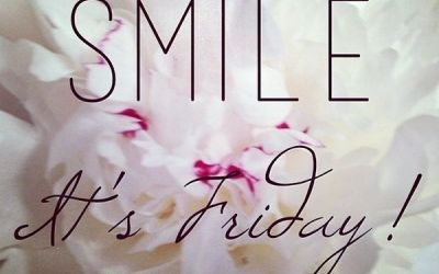 friday quotes smile it's