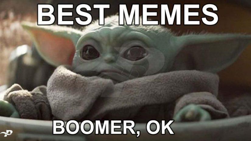 best memes boomer , ok
