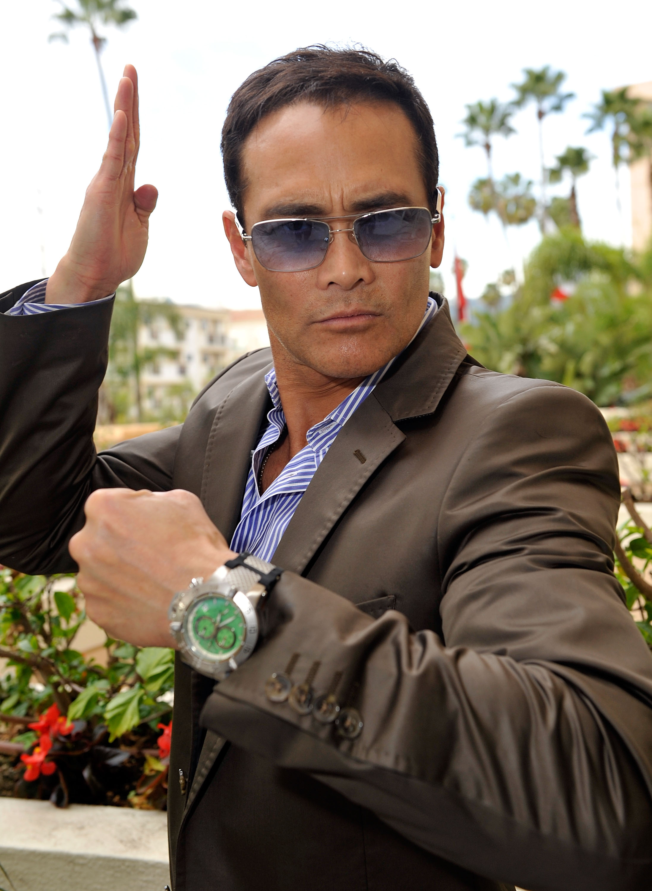 the chairman iron chef a chairde pictures of mark dacascos celebrities