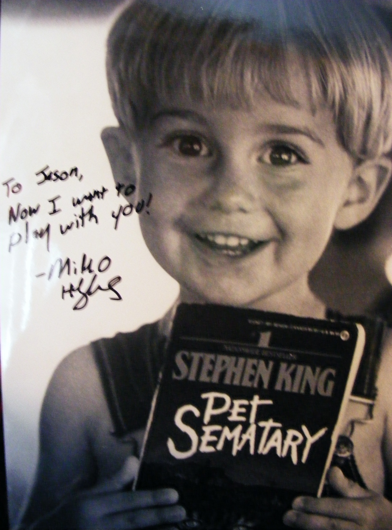 Pictures Of Miko Hughes Pictures Of Celebrities