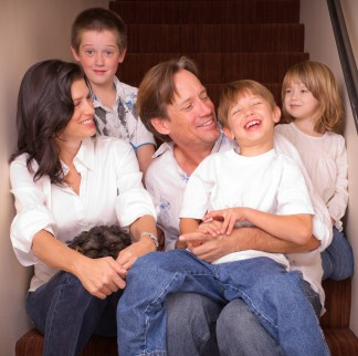 Actress Sam Sorbo Offers Advice to Anxious Parents Faced With Homeschooling Their Children