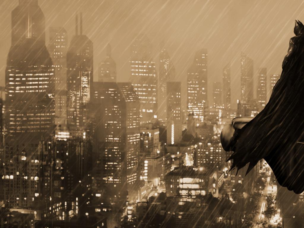 Winter Wallpaper Full Hd Desktop Wallpaper Batman The Guardian Of Gotham City