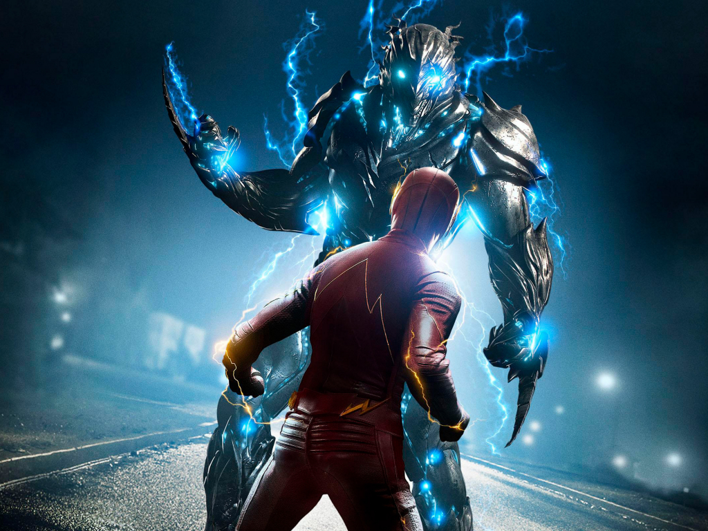 Justice League Iphone X Wallpaper Desktop Wallpaper The Once And Future Flash The Flash Tv