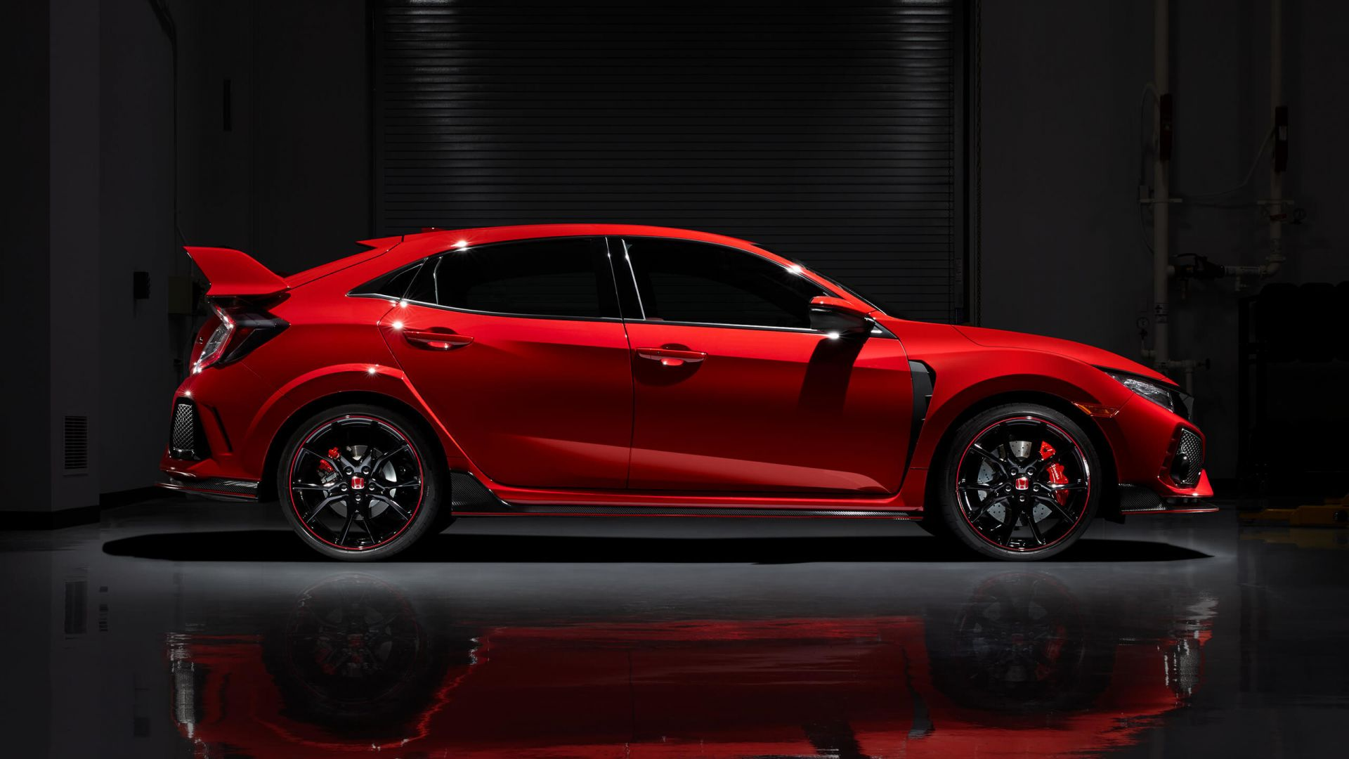 Cars Hd Wallpapers 1080p For Pc Bmw Desktop Wallpaper Red Honda Civic Type R Side View Car