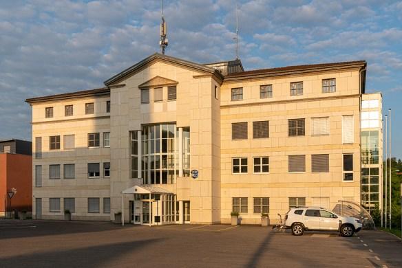 Bezirksgebäude in Unterkulm zVg / Roland Zumbühl @ picswiss.ch